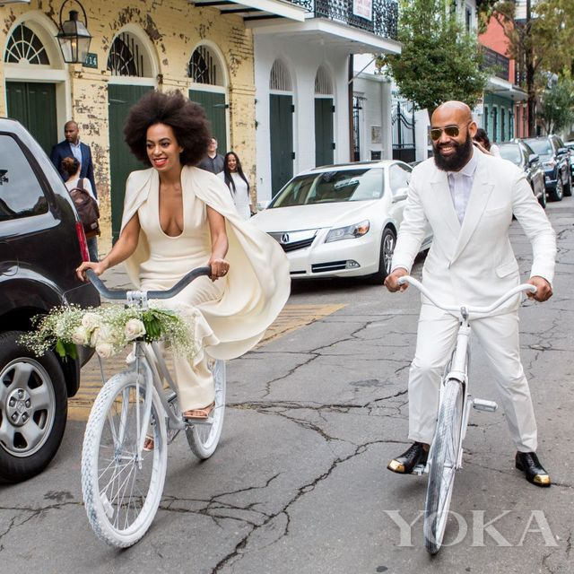 2014: Solange Knowles